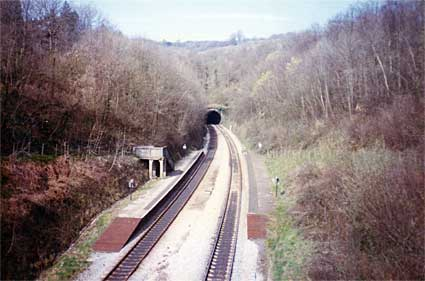 Cefn Onn Halt as I remember it from childhood